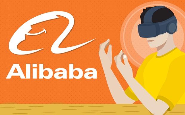 alibaba VR PAY