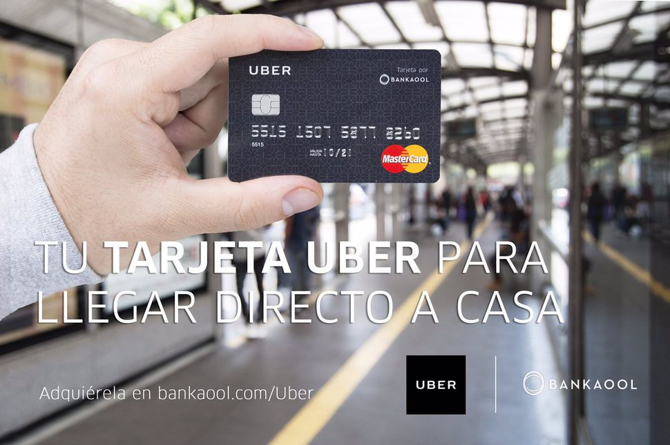 ubercard